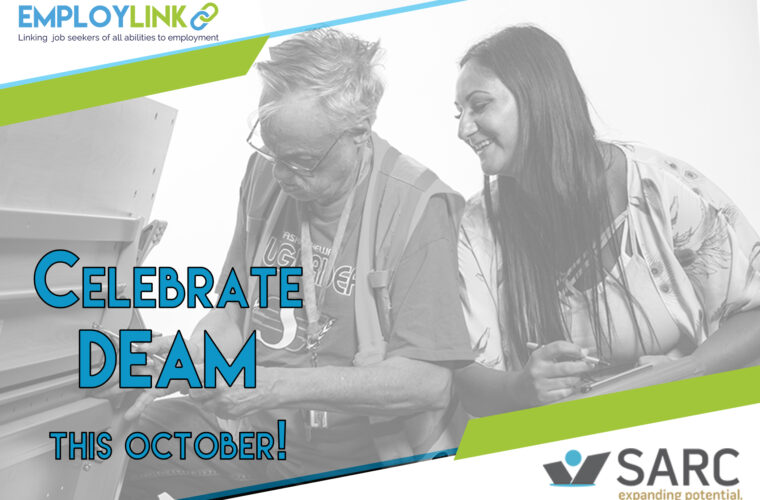 Celebrate DEAM All October!