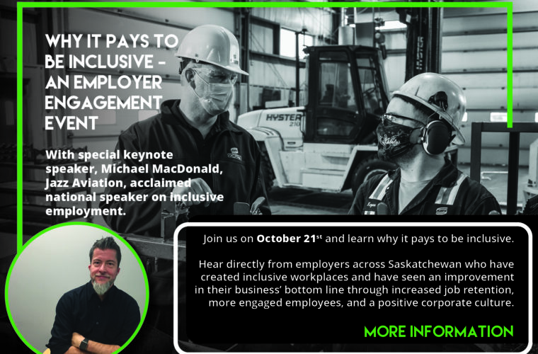 Coming Soon! A Virtual Employer Event